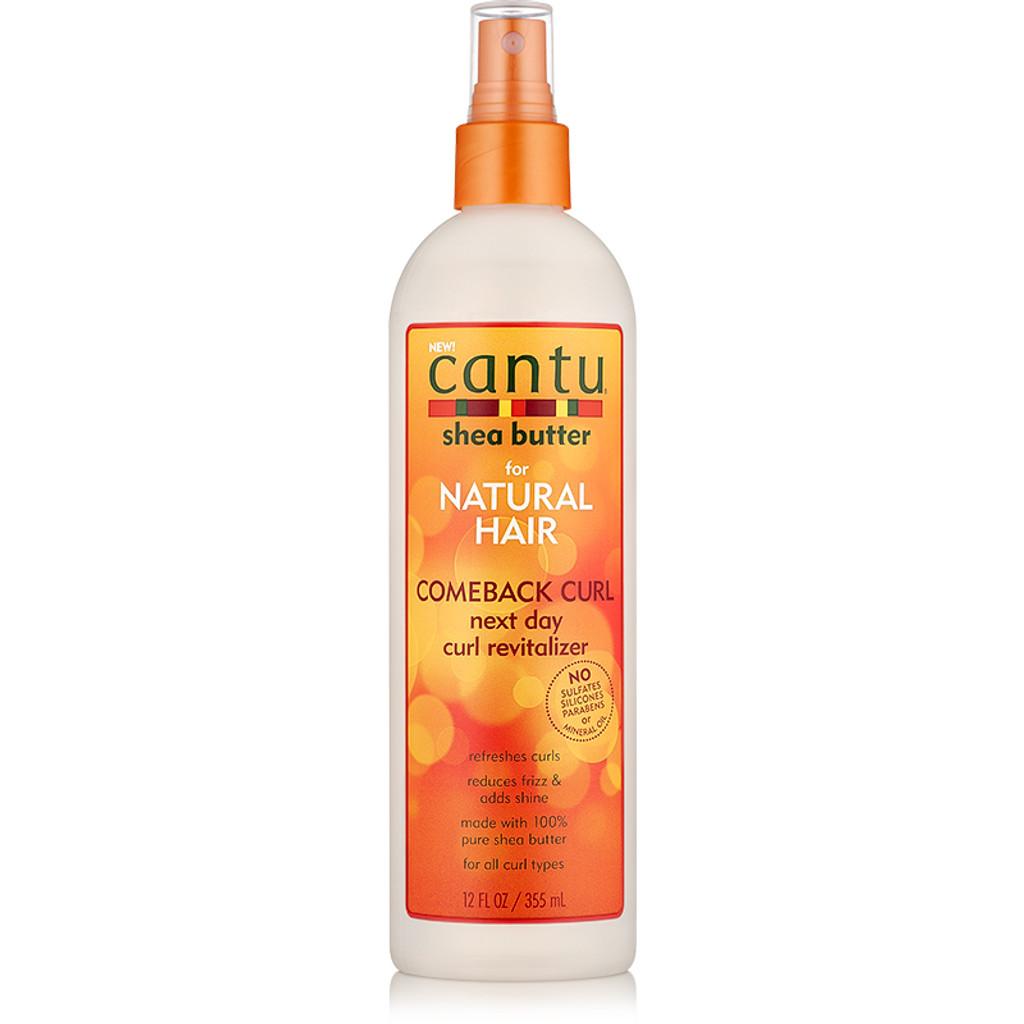 Cantu Comeback Curl Next Day Curl Revitalizer (12 oz.)