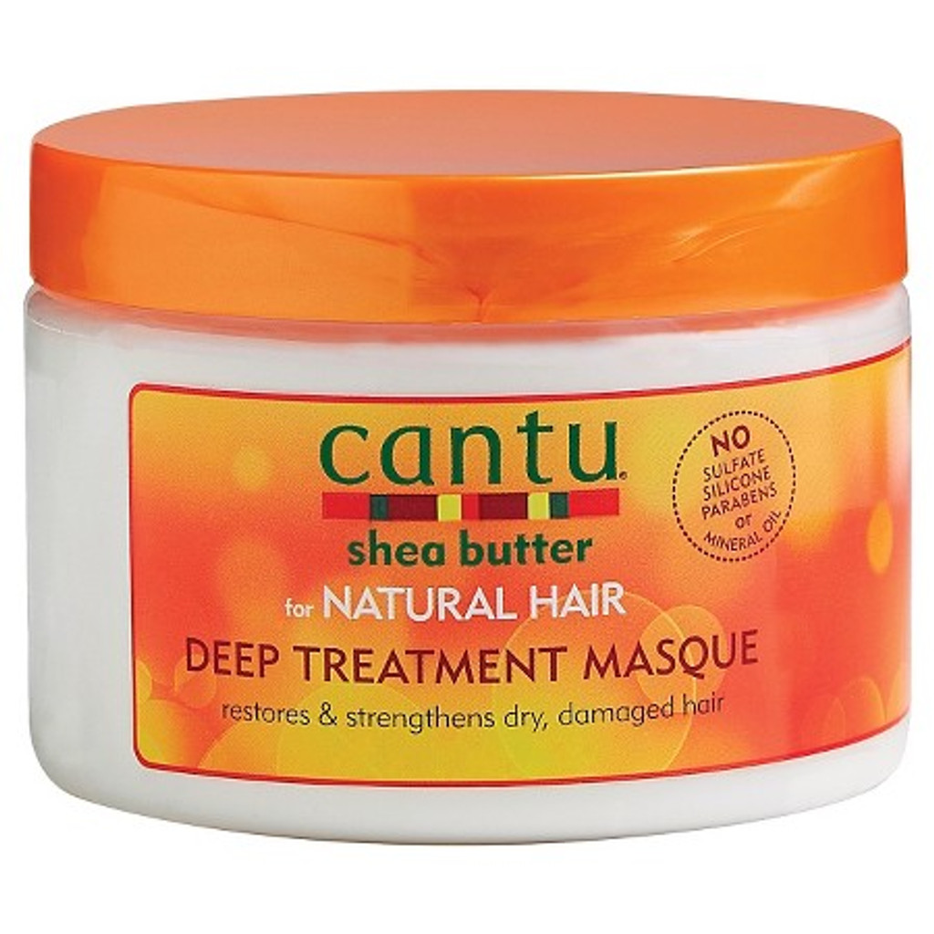 Cantu Shea Butter Deep Treatment Masque (12 oz.)