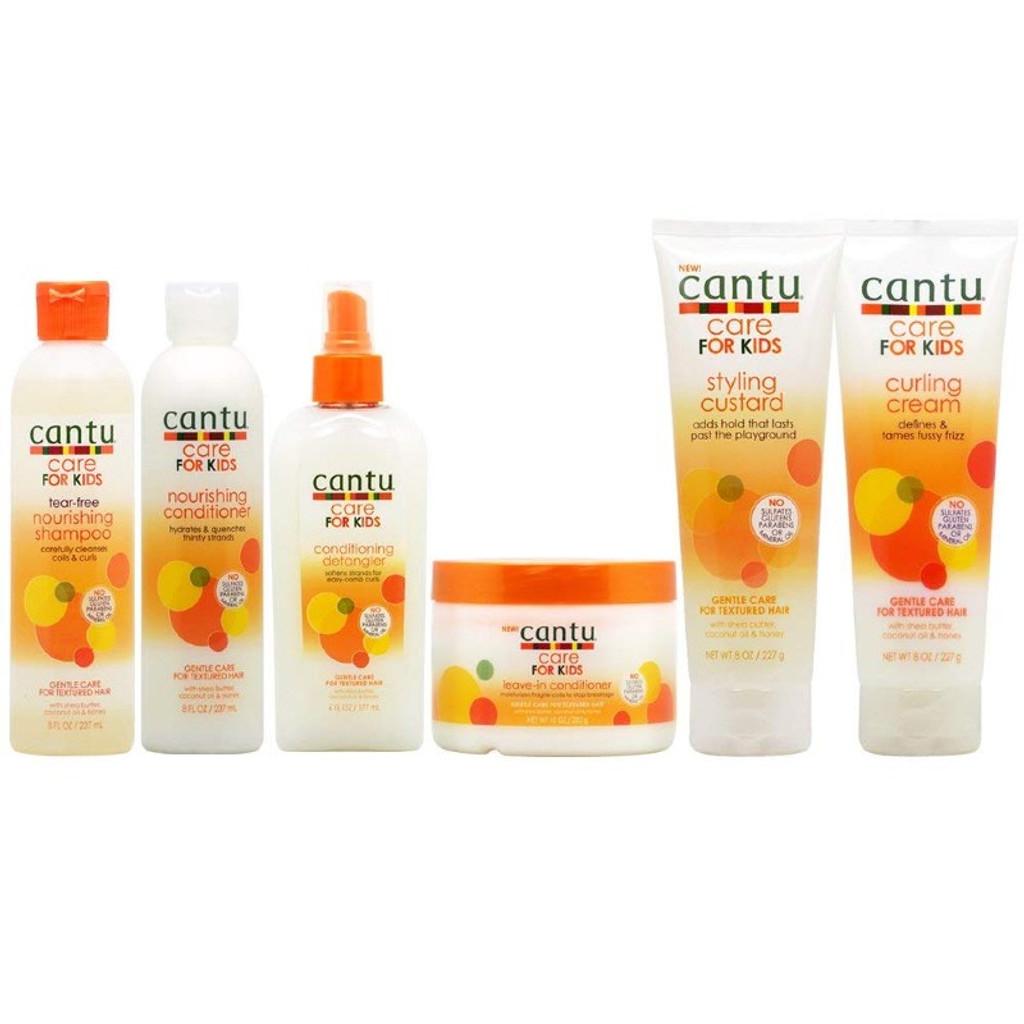 Cantu Care for Kids Styling Custard (8 oz.)
