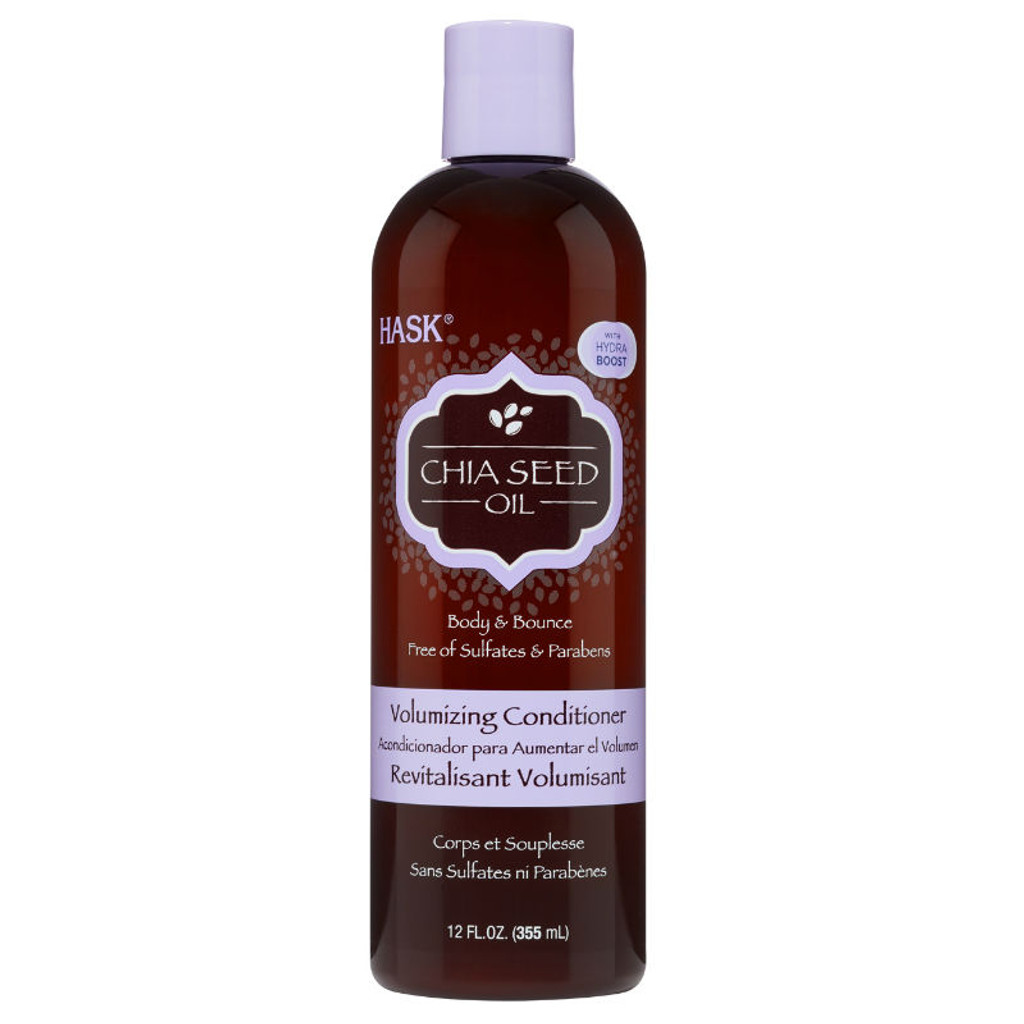 HASK Chia Seed Oil Volumizing Conditioner (12 oz.)