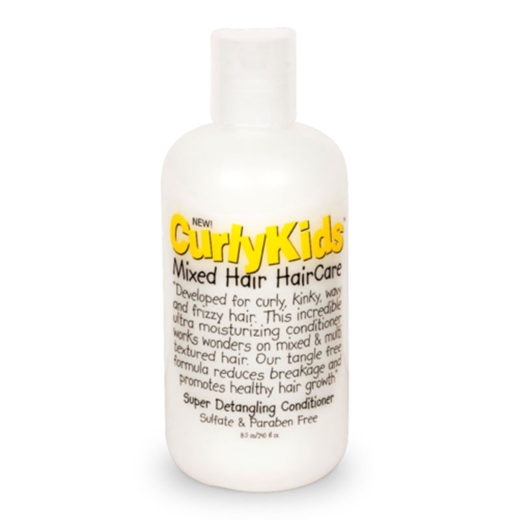 CurlyKids Super Detangling Conditioner (8 oz.)