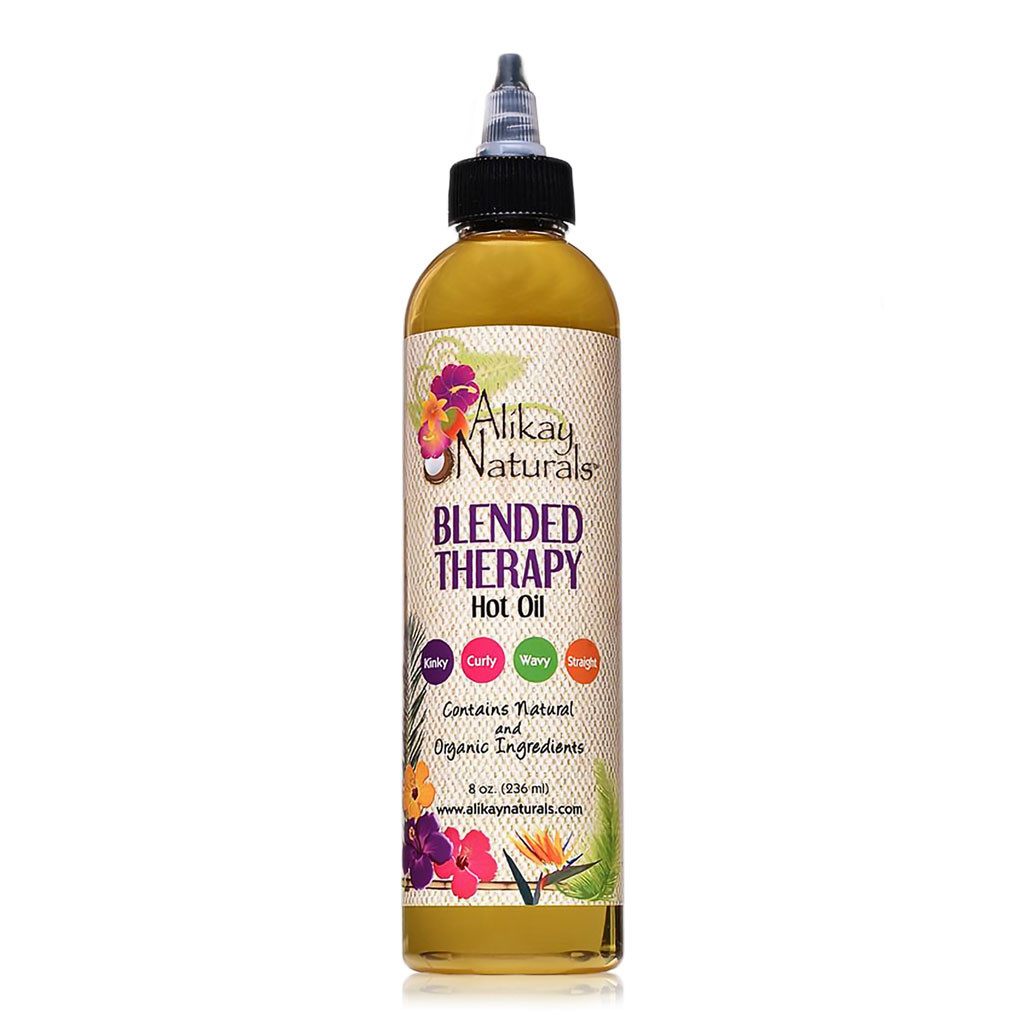 Alikay Naturals Blended Therapy Hot Oil Treatment (8 oz.)