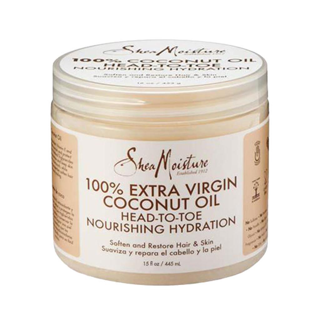 SheaMoisture 100% Extra Virgin Coconut Oil (15 oz.)