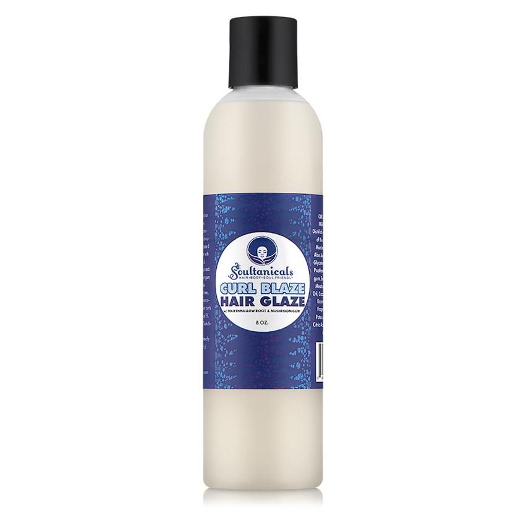 Soultanicals Curl Blaze Hair Glaze (8 oz.)