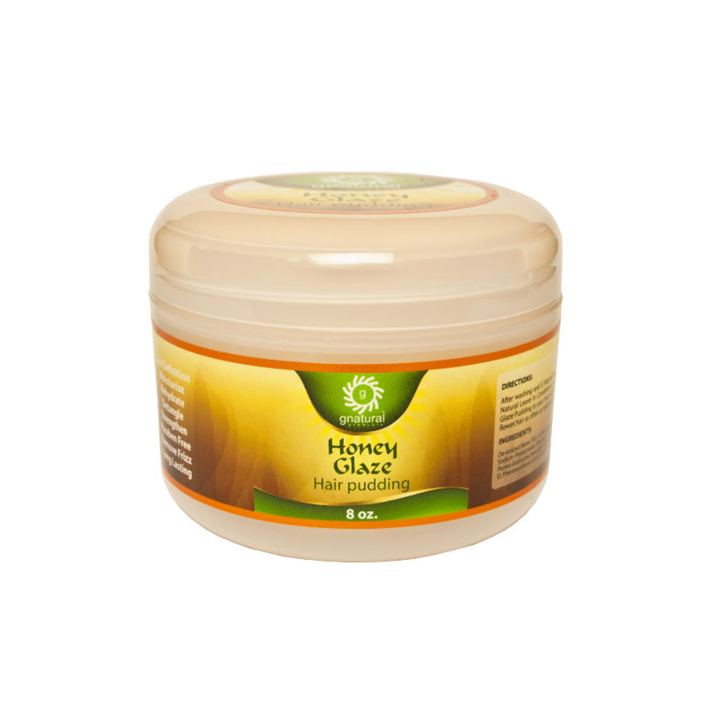 G'Natural Honey Glaze Hair Pudding (8 oz.)