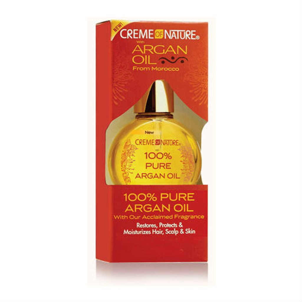 Creme Of Nature 100% Pure Argan Oil (1 oz.)