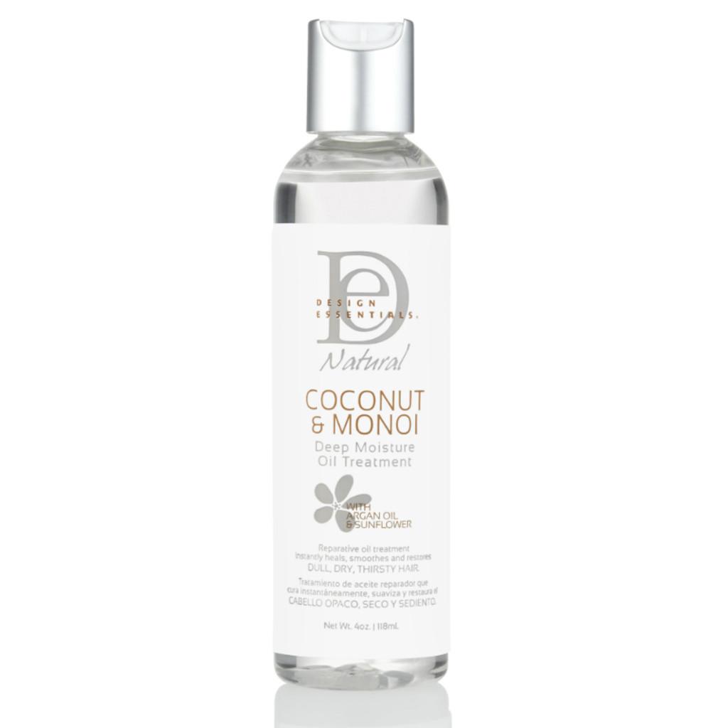 Design Essentials Coconut Monoi Deep Oil Treatment 4 Oz