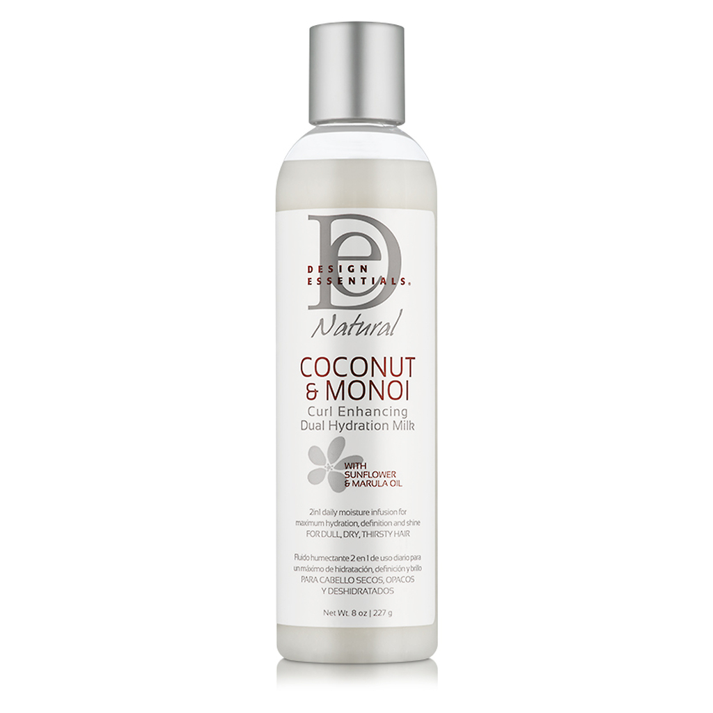 Design Essentials Coconut Monoi Curl Enhancing Dual Hydration Milk