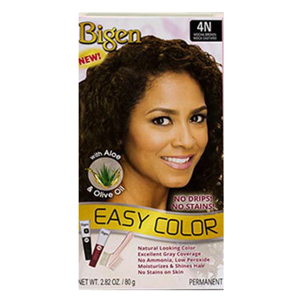 Bigen Easy Color 4N Mocha Brown (2.82 oz.)