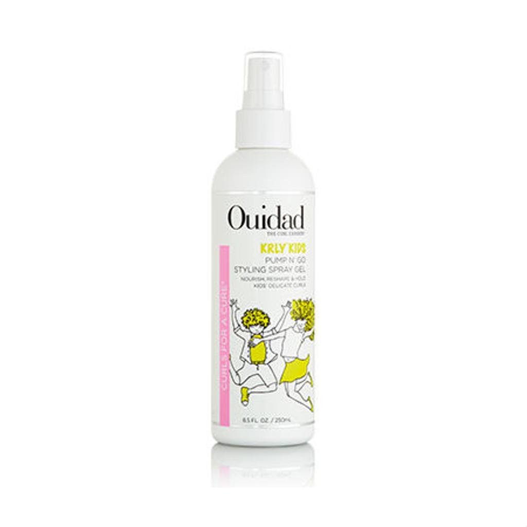 Ouidad KRLY Kids Pump & Go Spray Gel (8.5 oz.)