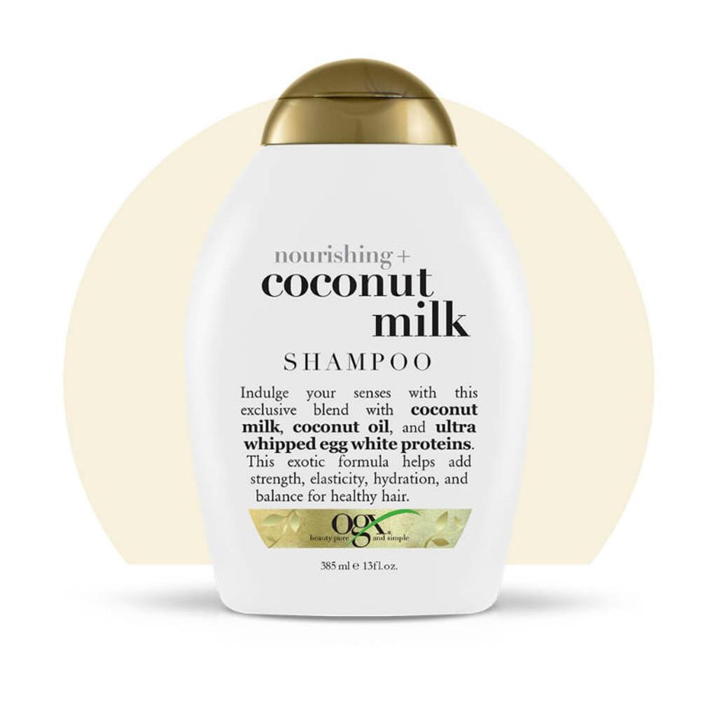 OGX Nourishing Coconut Milk Shampoo (13 oz.)