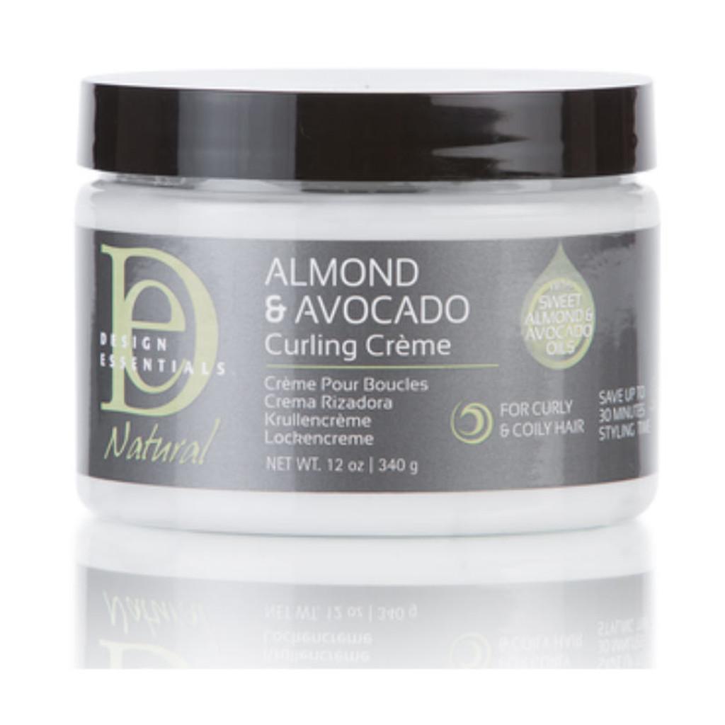 Design Essentials Almond & Avocado Curling Creme (12 oz.)