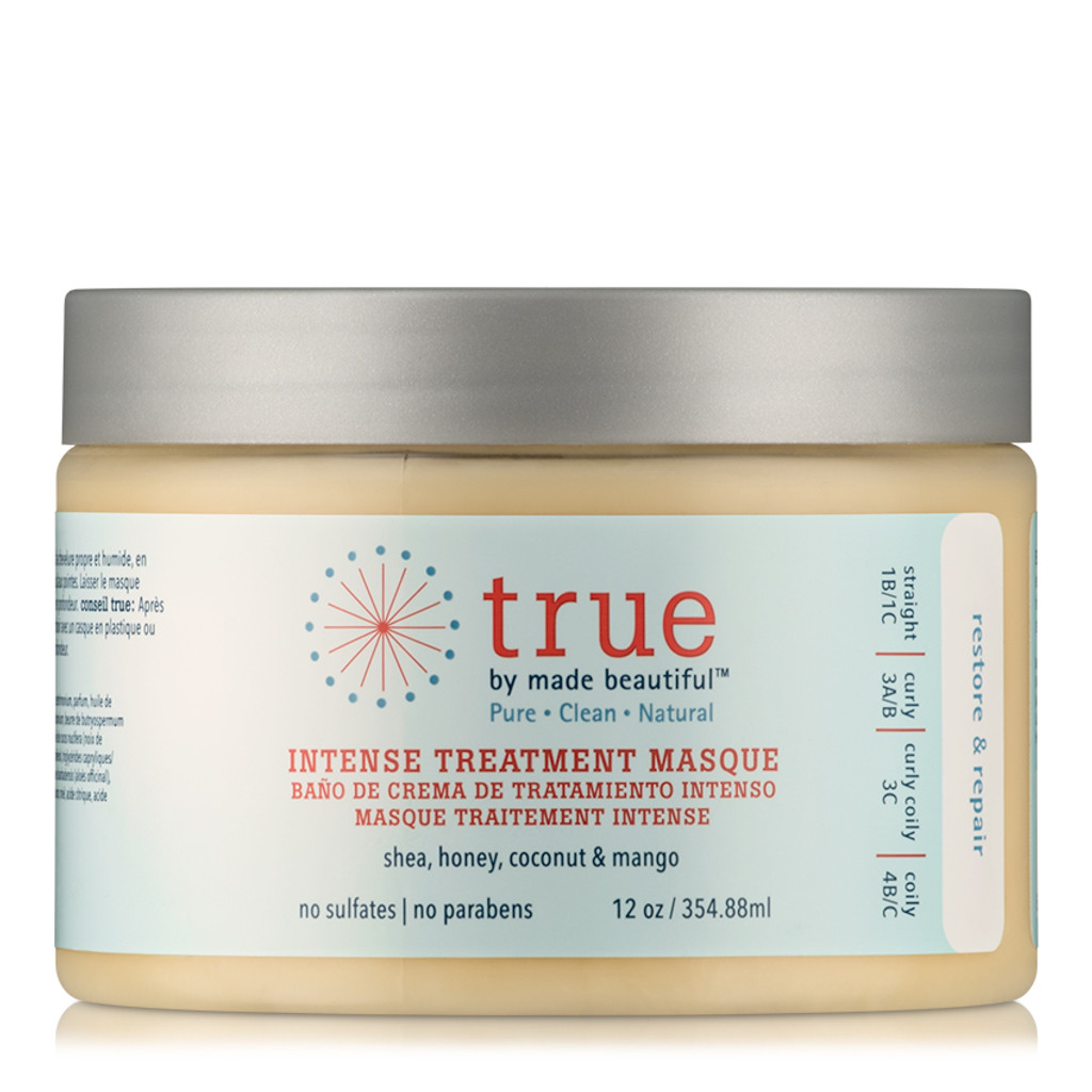 TRUE by made beautiful Intense Treatment Masque (12 oz.)