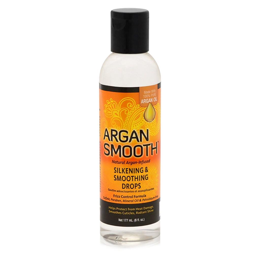 Argan Smooth Silkening & Smoothing Drops (6 oz.)