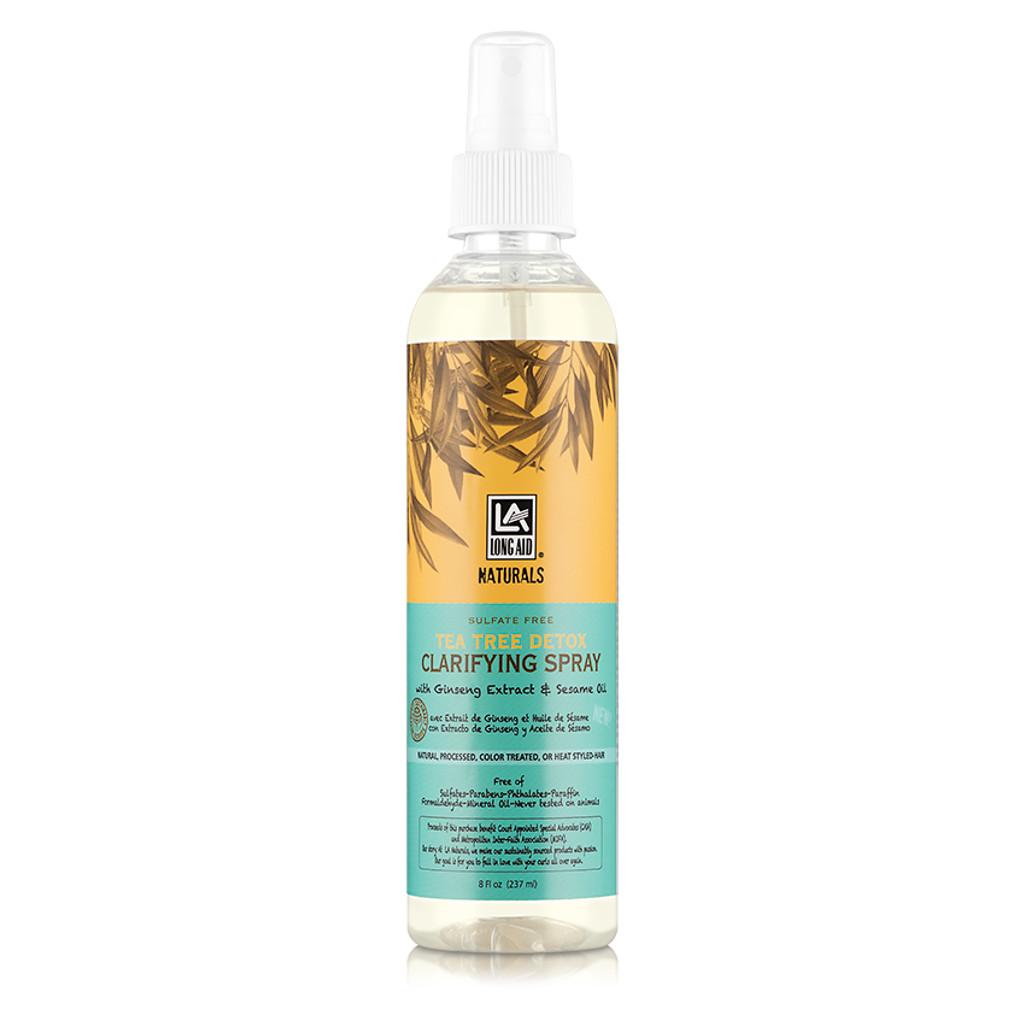 Long Aid Naturals Tea Tree Detox Clarifying Spray (8 oz.)