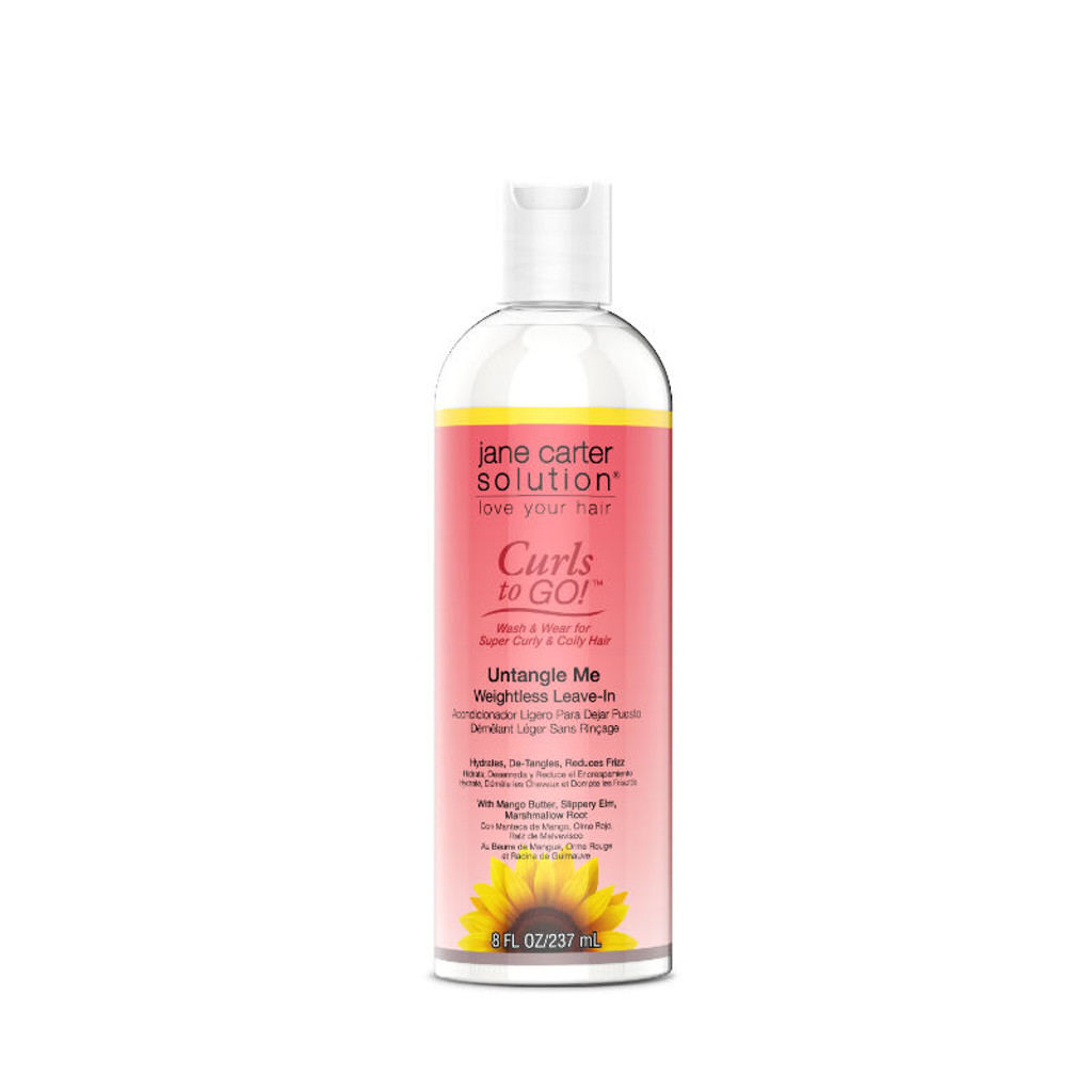 Jane Carter Solution Curls to Go Un-Tangle Me (8 oz.)