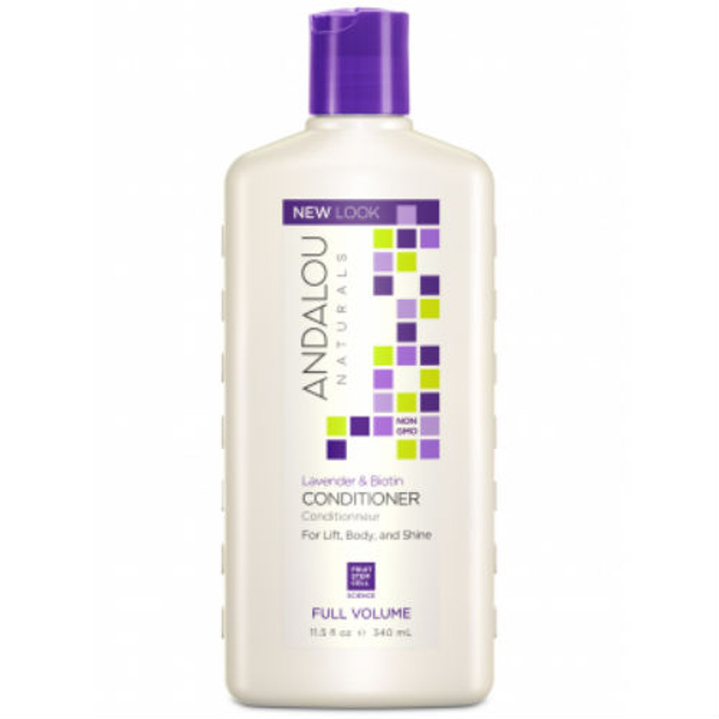 Review: Andalou Full Volume Conditioner (11.5 oz.)