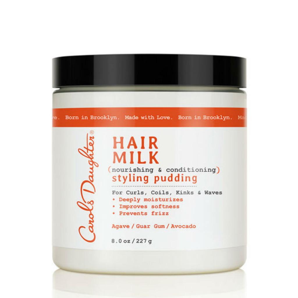 Carol's Daughter Hair Milk Nourishing & Conditioning Styling Pudding (8 oz.)