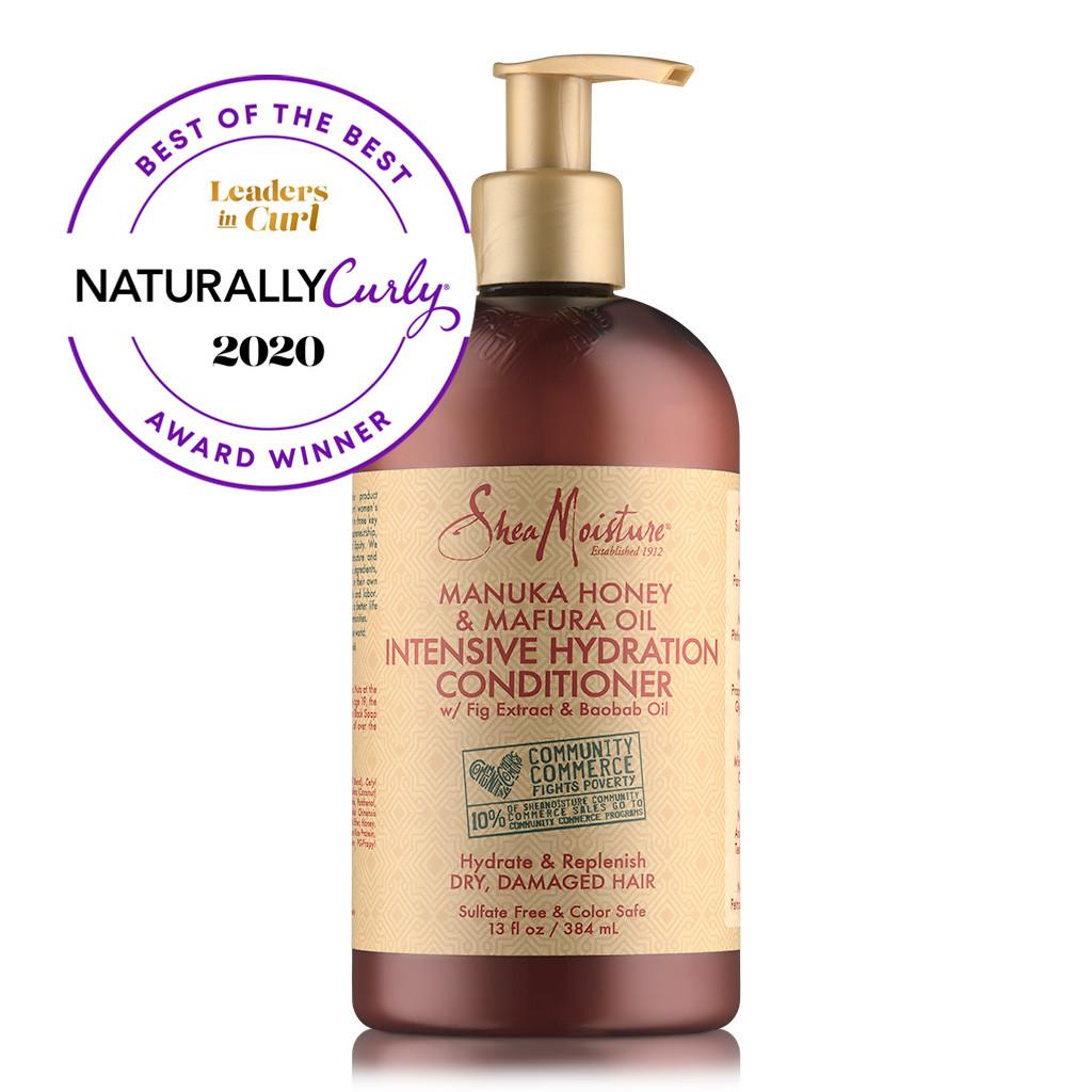 SheaMoisture Manuka Honey & Mafura Oil Hydration Intensive Conditioner (13 oz.)