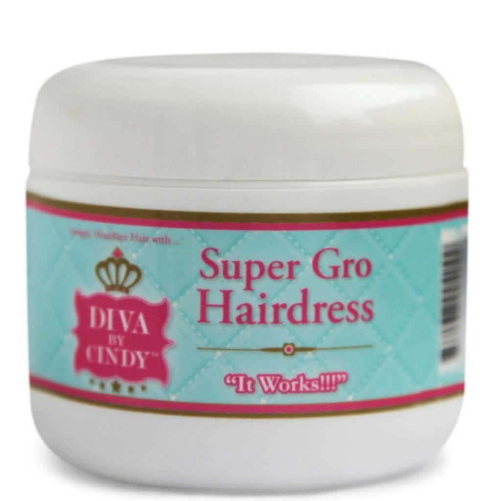 Diva by Cindy Super Gro Hairdress (4 oz.)
