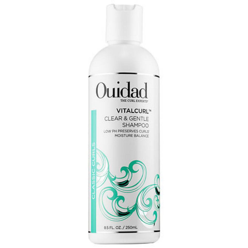Ouidad VitalCurl Clear & Gentle Shampoo (8.5 oz.)