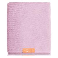 AQUIS Hair Towel Lisse Luxe - Desert Rose