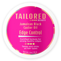 Tailored Beauty Jamaican Black Castor Oil Edge Control (2 oz.)