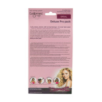 Curlformers by Hair Flair Deluxe Pro Pack for Extra Long Hair & Spiral Curls (6 ct.)