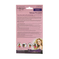 Curlformers by Hair Flair Deluxe Pro Pack for Long Hair & Barrel Curls (6 ct.)