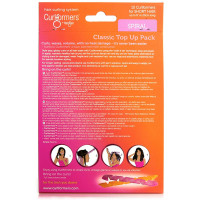 Curlformers by Hair Flair Classic Top-Up Pack Spiral Curls for Short Hair (10 ct.)