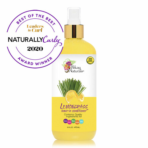 Alikay Naturals Lemongrass Leave In Conditioner (16 oz.)