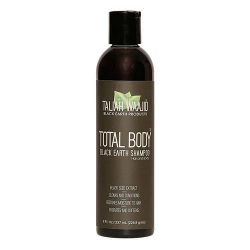 Taliah Waajid Black Earth Products Total Body Natural Black Earth Shampoo (8 oz.)