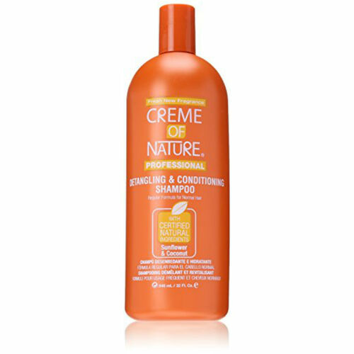 Creme of Nature Professional Detangling and Conditioning Shampoo (32 oz.)