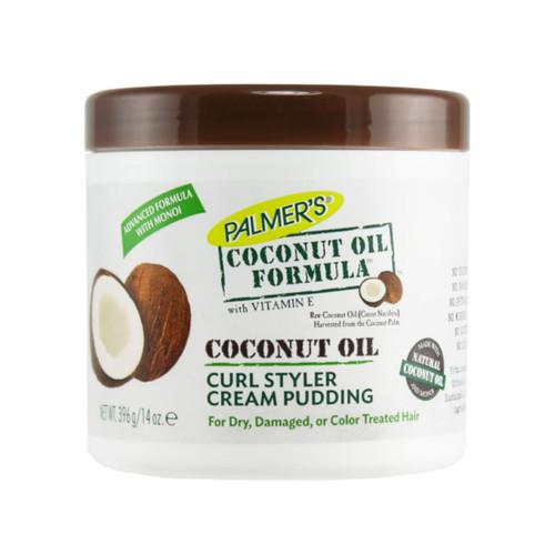 Palmer's Coconut Oil Formula Coconut Oil Curl Styler Cream Pudding (14 oz.)