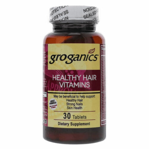 Groganics Healthy Hair Vitamins (30 ct.)
