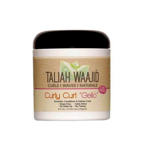 Taliah Waajid Curls, Waves & Naturals Curly Curl Gello (6 oz.)