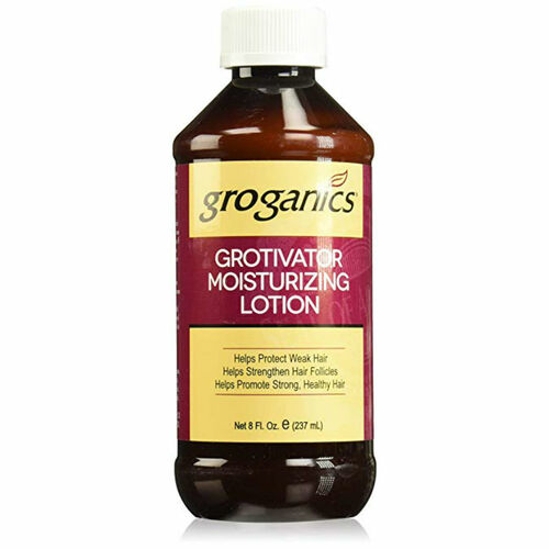 Groganics Grotivator Moisturizing Lotion (8 oz)