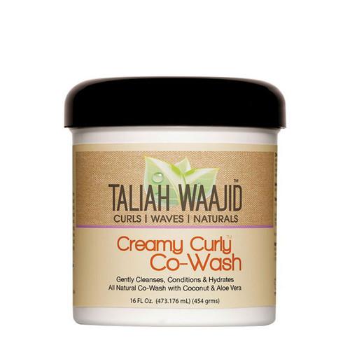 Taliah Waajid Curls, Waves & Naturals Creamy Curly Co-Wash (16 oz.)