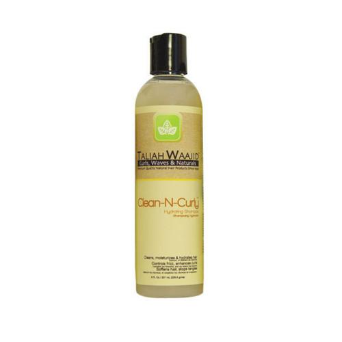 Taliah Waajid Curls, Waves & Naturals Clean-N-Curly Hydrating Shampoo (8 oz.)