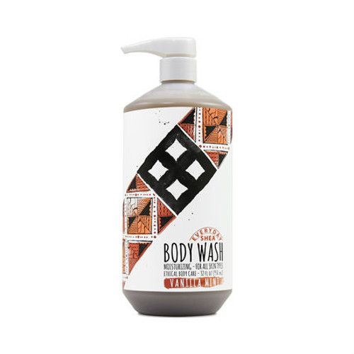 Everyday Shea Body Wash - Vanilla Mint (32 oz.)