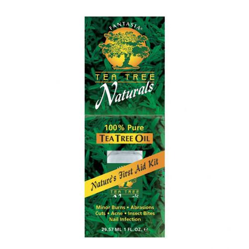 Fantasia Tea Tree Naturals 100% Pure Tea Tree Oil (1 oz.)