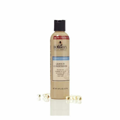 Dr. Miracle's Leave In Conditioner (8 oz.)