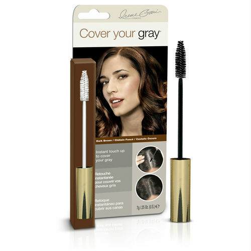 Cover Your Gray Brush-In Wand Dark Brown (0.25 oz.)