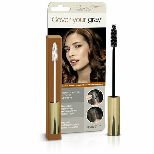 Cover Your Gray Brush-In Wand Medium Brown (0.25 oz.)