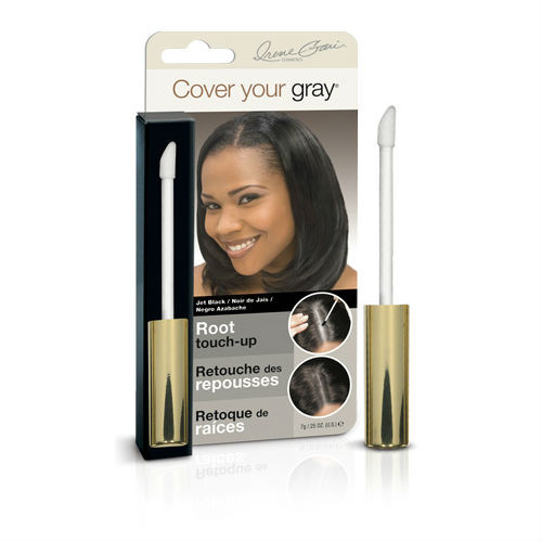 Cover Your Gray Root Touch-Up Jet Black (0.25 oz.)