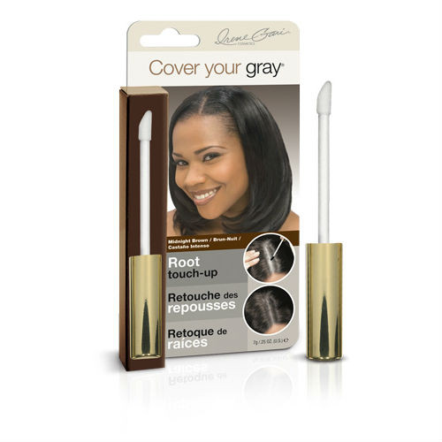 Cover Your Gray Root Touch-Up Midnight Brown (0.25 oz.)