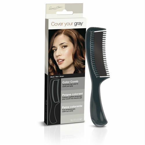 Cover Your Gray Color Comb Black (0.33 oz.)