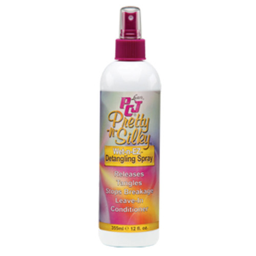 Luster's PCJ Pretty-N-Silky Wet-n-EZ Detangling Spray (12 oz.)