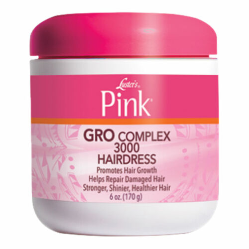 Luster's Pink Gro Complex 3000 Hairdress (6 oz.)