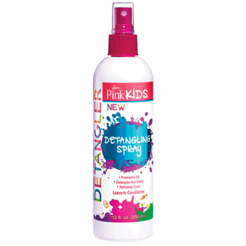 Luster's Pink Kids Detangling Spray (12 oz.)